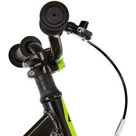 s'cool faXe 12 alloy Kinder black/lemon matt